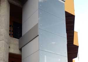Ductos o estructuras autoportables